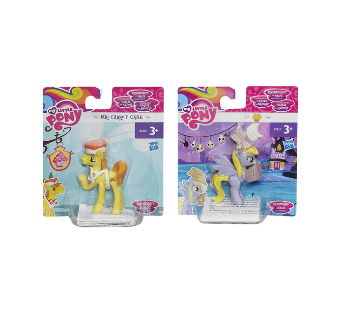 MY LITTLE PONY COLLECTION FRIENDS ASST