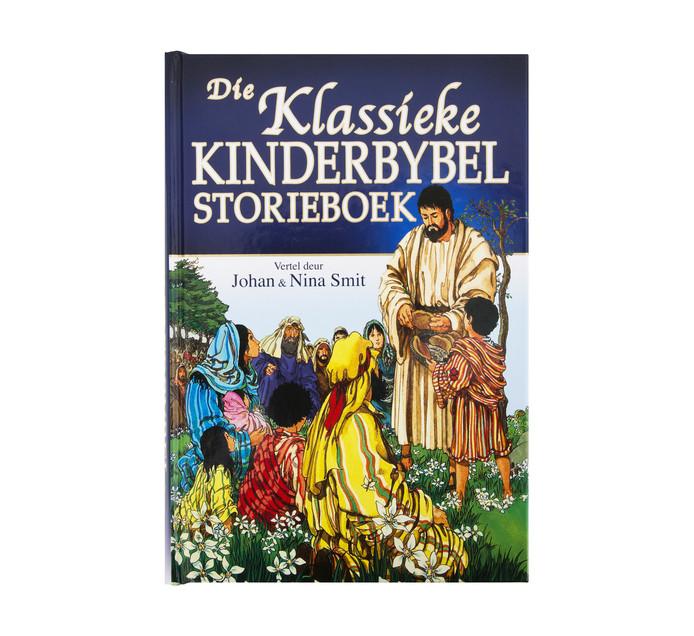 417 Pages Die Klassieke kinderbybel Storieboek