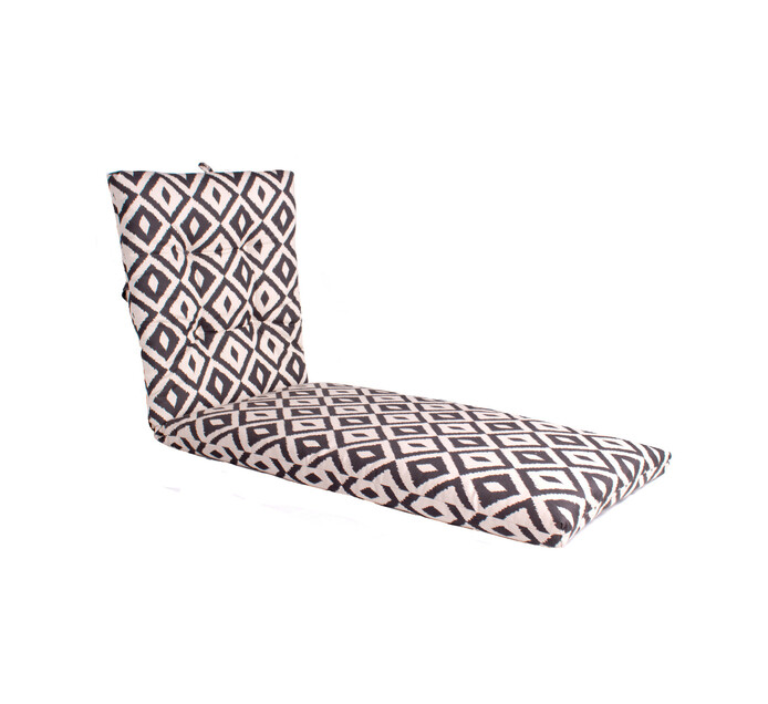 TERRACE LEISURE IKAT LOUNGER CUSHION