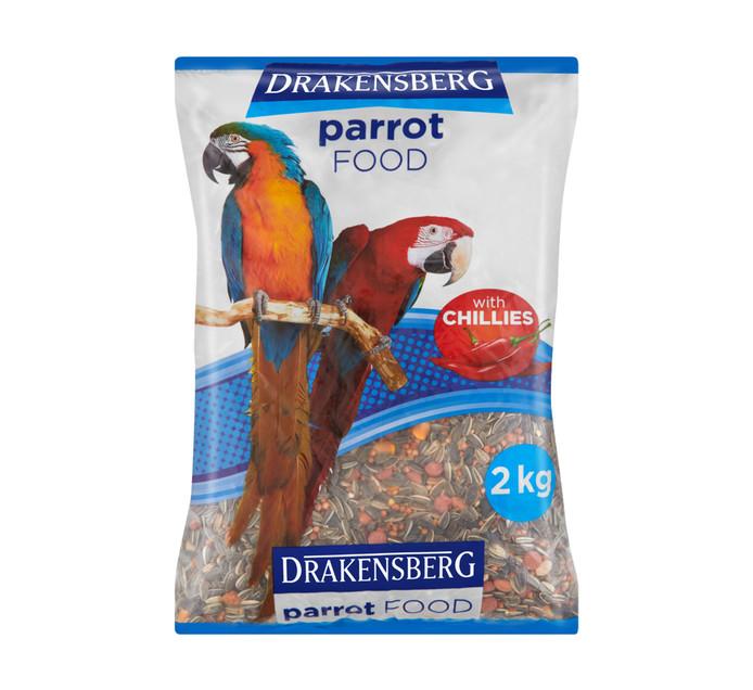 DRAKENSBERG Parrot Food (1 x 2kg)