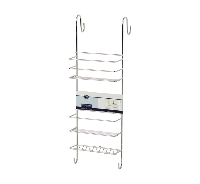 STEELCRAFT Hook Over Shower Caddy