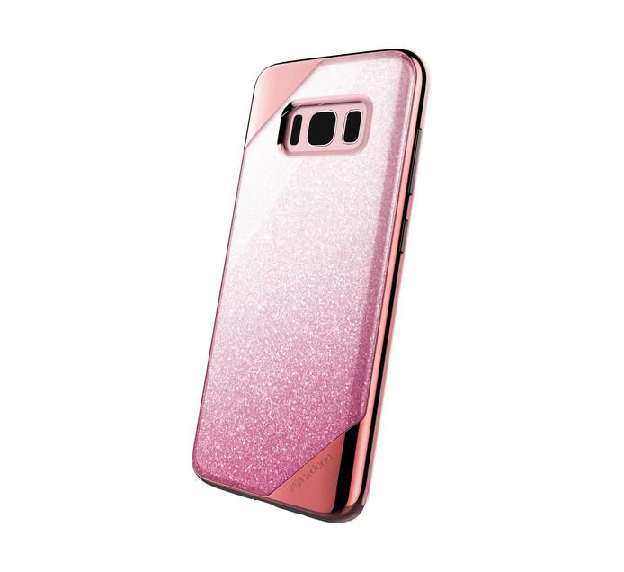 X-Doria Glitter Lux Case for Samsung S8 Rose gold