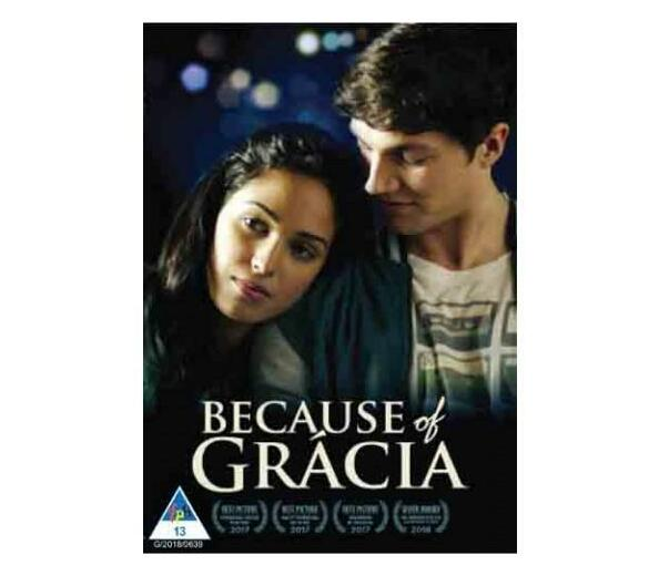 Because Of Gracia (DVD)