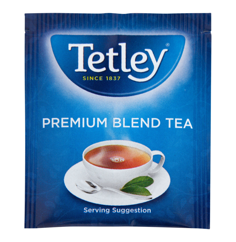 TETLEY Black Tea Envelopes (1 x 200's)