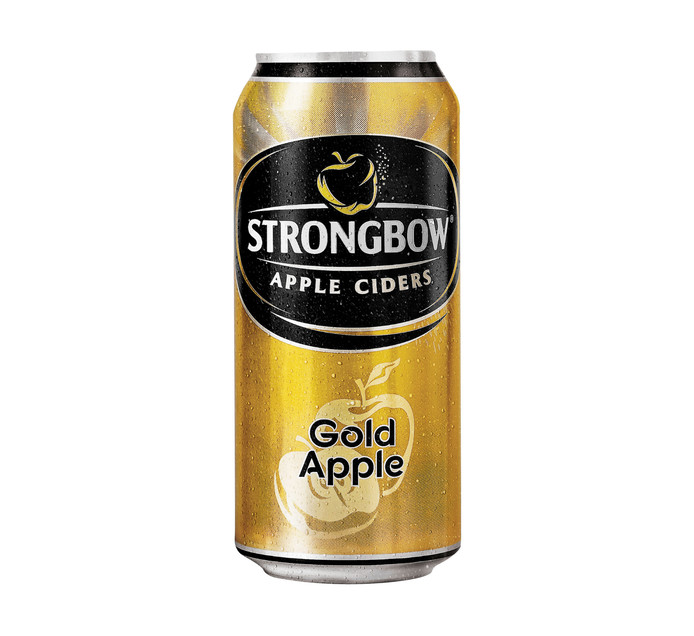 STRONGBOW Gold Can (24 x 440ml)