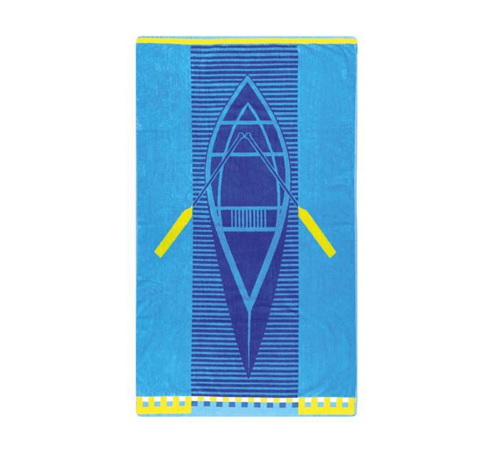 PRIMARIES 90 cm x 150 cm Velour Beach Towel