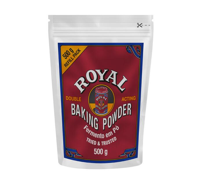 ROYAL Baking Powder Refill (1 x 500g)