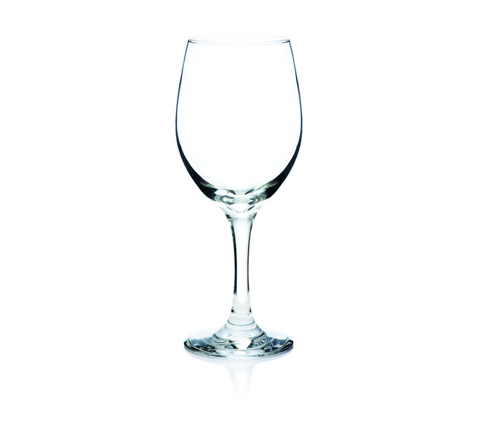 LIBBEY 6 Pack Arbor White Wine Glasses