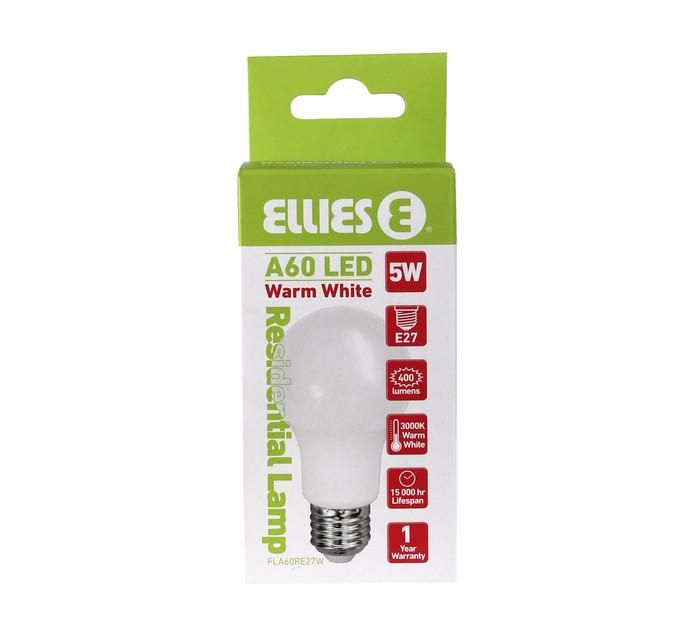 ELLIES 5W LED A60 BC