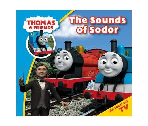 Thomas & Friends the Sounds of Sodor