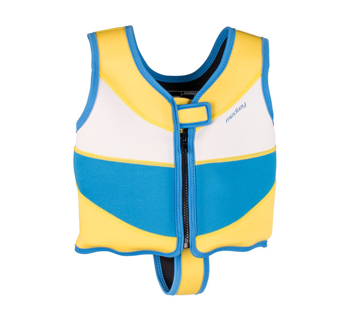 MEDLEY FLOAT VEST 6 YEARS BLUE