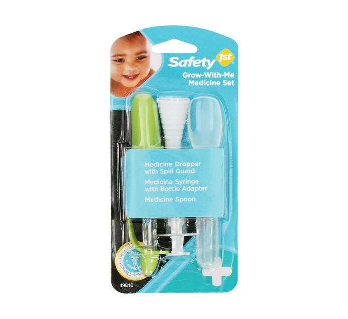 SAFETY FIRST 3pce Medicine Set