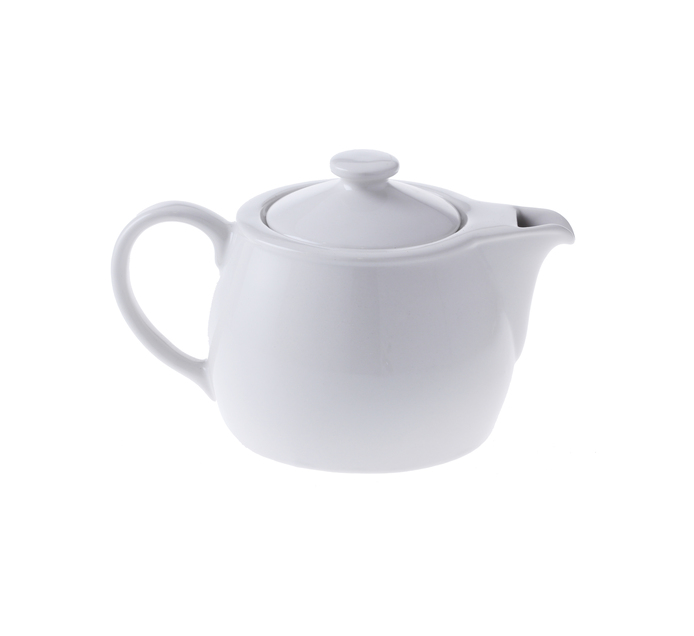 CONTINENTAL CROCKERY 1.2l Tea Pot With Lid