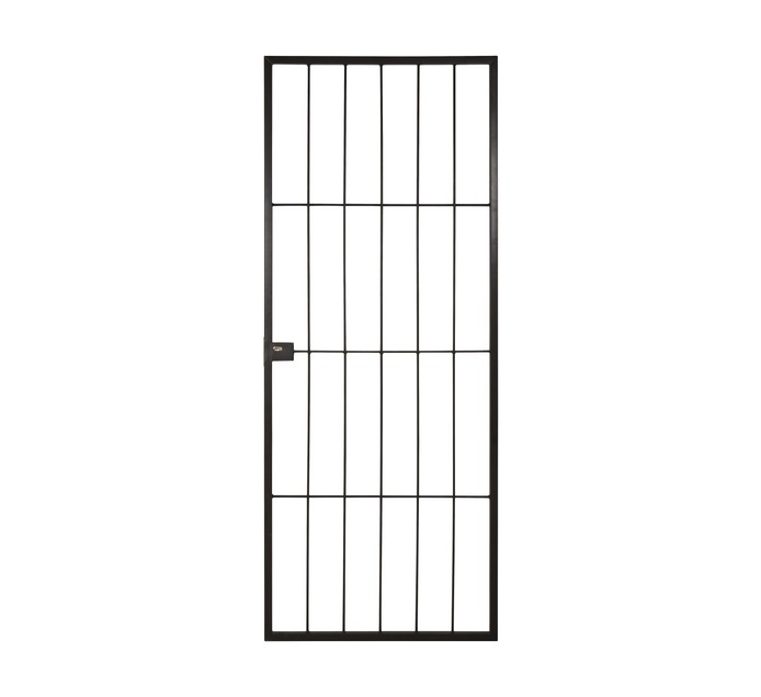 XPANDA 770 x 1950 mm Econo Lock Gate Matt TC Bronze