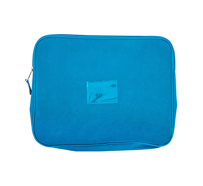 KENZEL A4 Book Bag Without Handle Teal Each