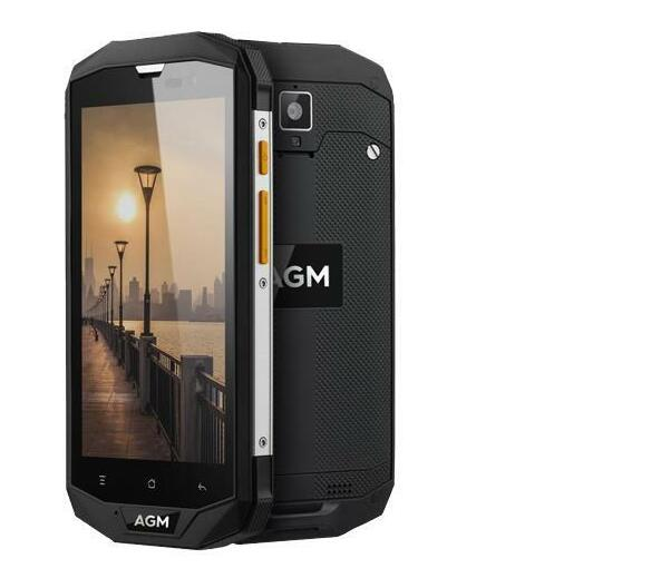 AGM A8 Rugged Android Smartphone - 3GB, 32GB, IP68, Snapdragon CPU, Dual-Sim
