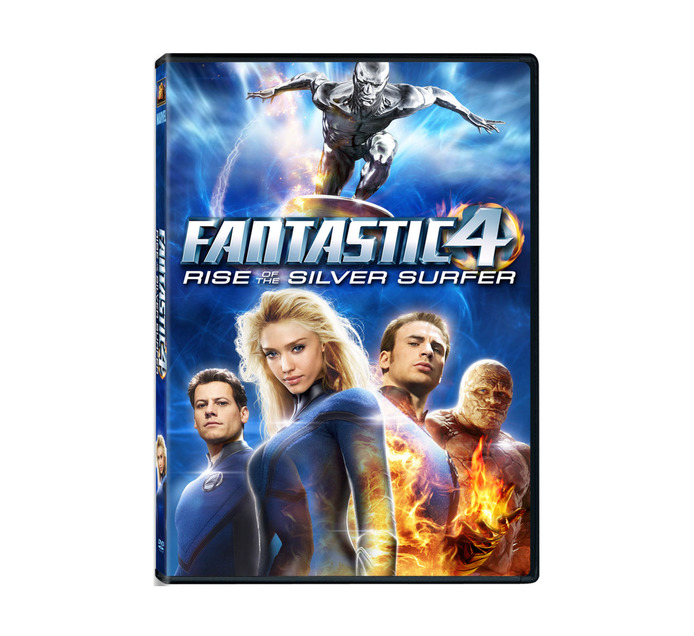 Fantastic Four The Silver Surfer DVD