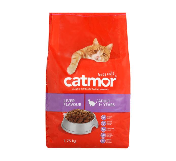 CATMOR Dry Cat Food Liver (1 x 1.75kg)