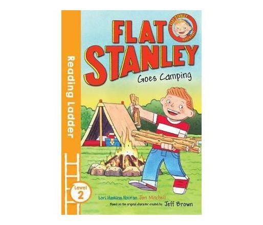 Flat Stanley Goes Camping : Blue Banana
