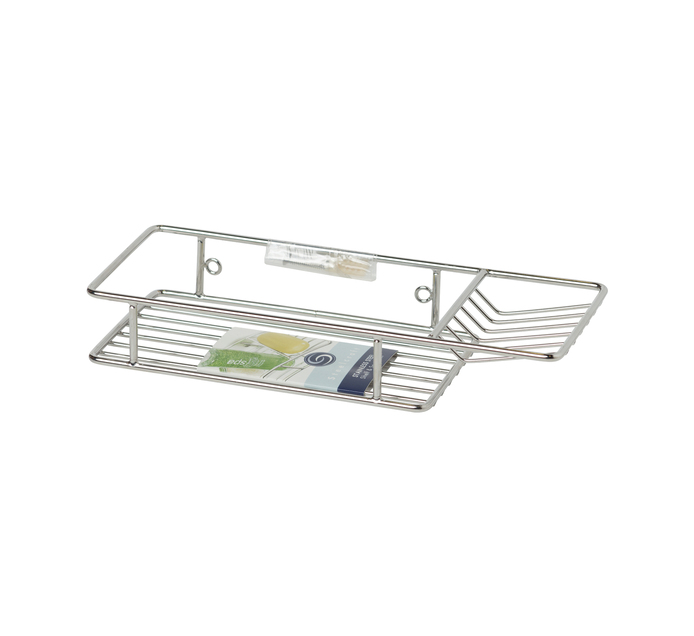 STEELCRAFT combo Shelf and Soap Combo