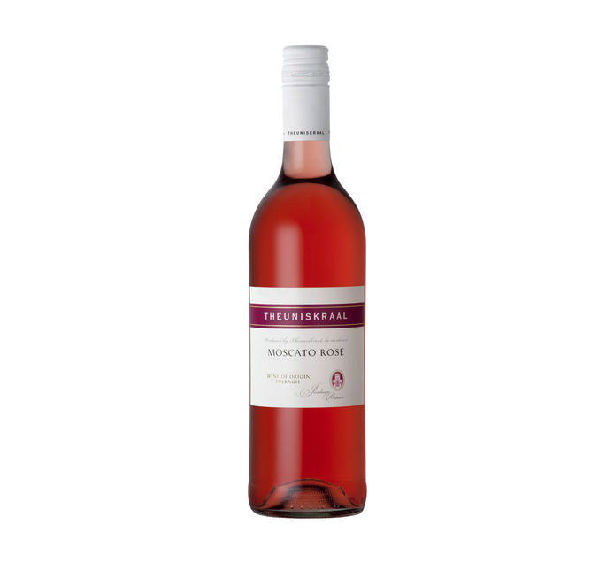 THEUNISKRAAL Moscato Rose (1 x 750ml)