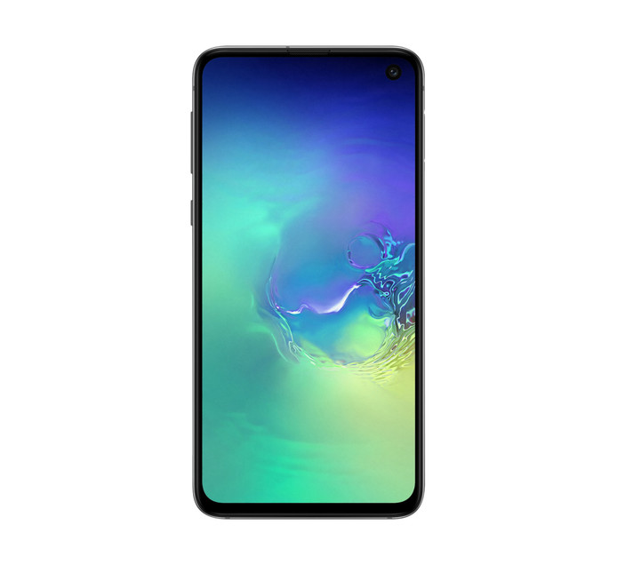 SAMSUNG 128GB S10E - - Pre-order 21 February 2019, stock available from 7 Marc Prism White