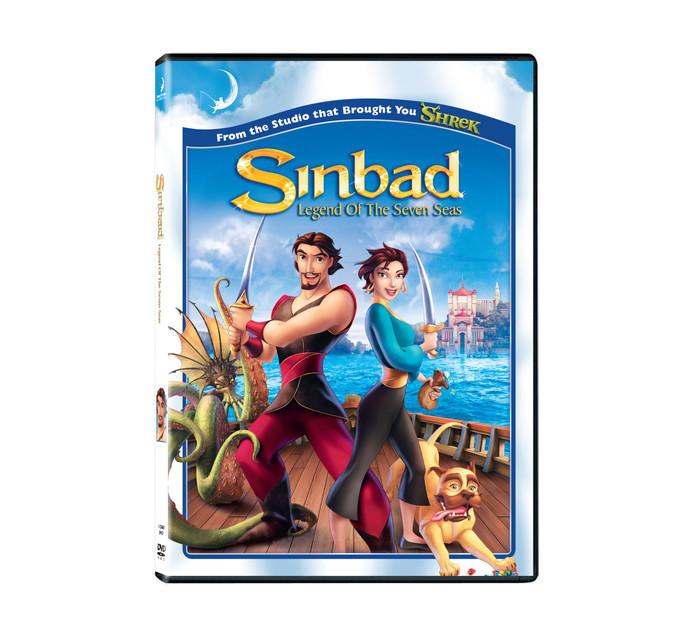 Sinbad Dvd