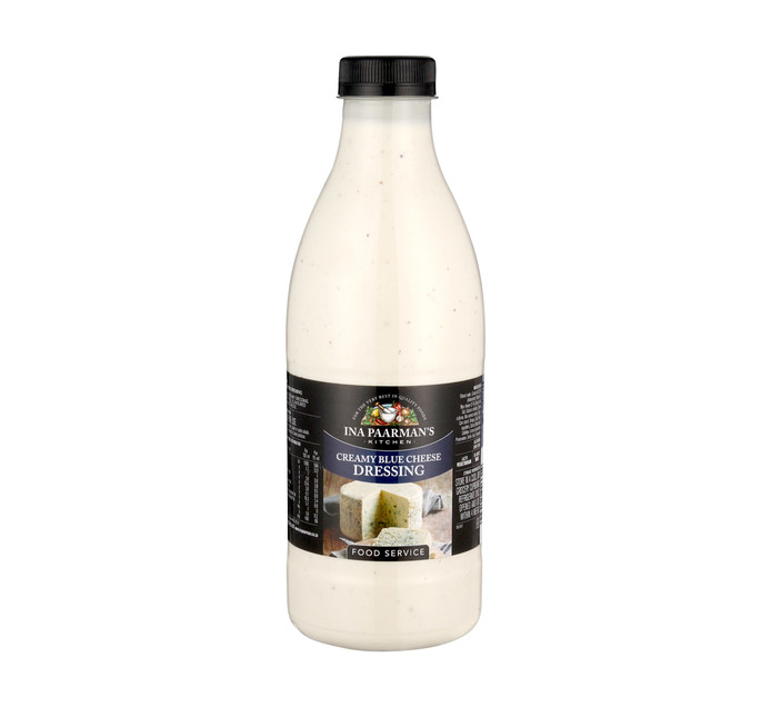 PAARMAN FOODS Salad Dressing Blue Cheese (1  x 1L)