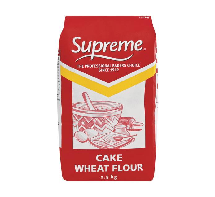 SUPREME CAKE FLOUR 2.5KG