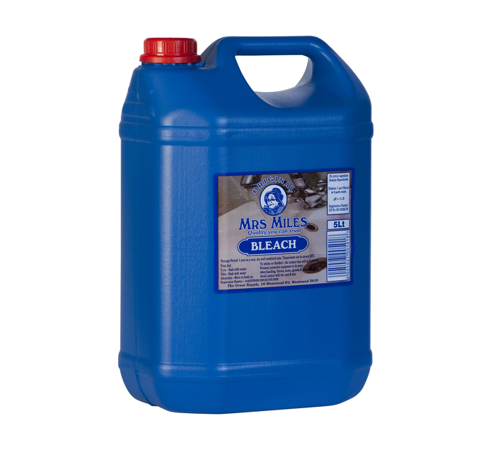 MRS MILES Bleach (1 x 5l)