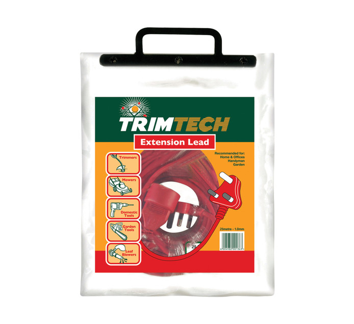TRIMTECH 25 m x 1.0 mm Electrical Extension Cord