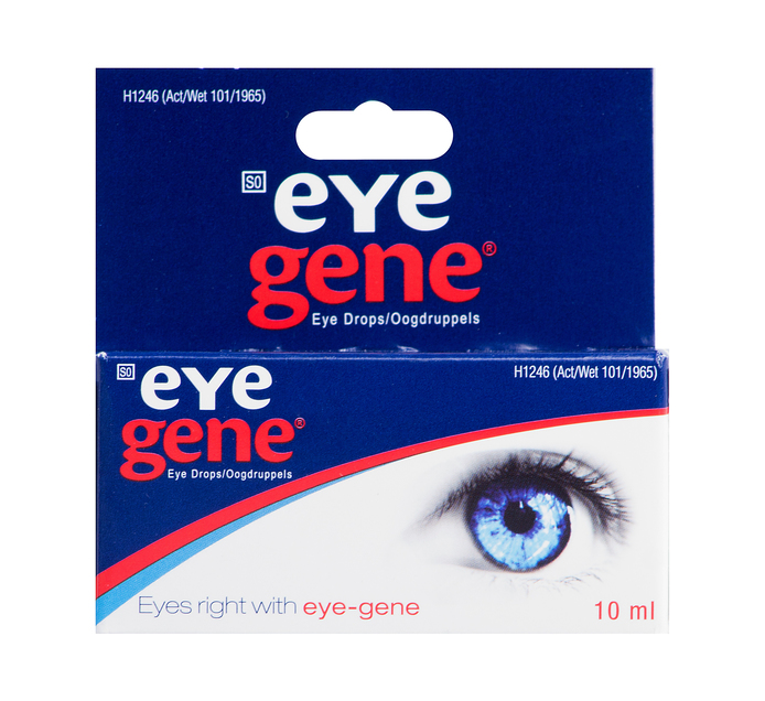 EYEGENE Eye Drops (1 x 10ml)
