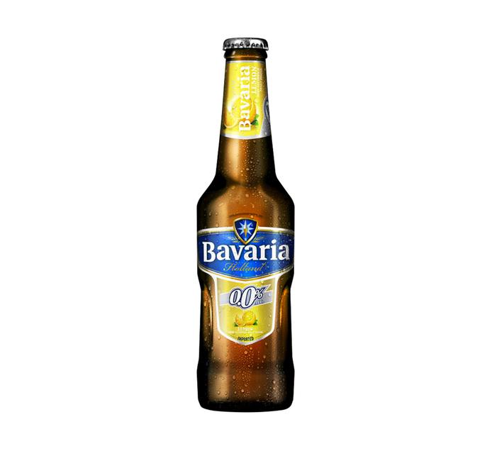BAVARIA Non Alcoholic Lemon NRB (24 x 330ml)