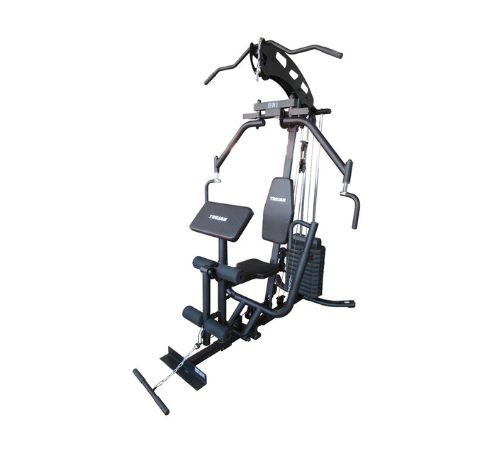 Trojan elite gym home gyms home gyms exercise equipment