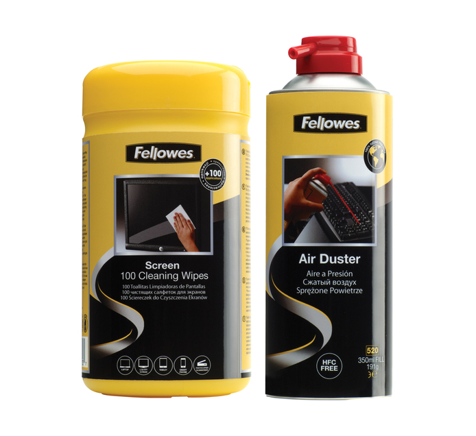 FELLOWES Cleaning Bundle