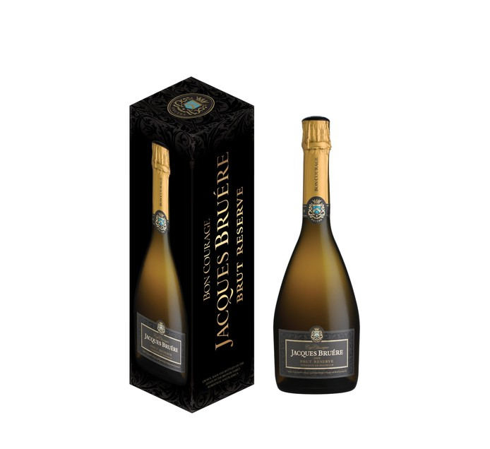 BON COURAGE Jacques Bruere Brut Reserve (1 x 750ml)