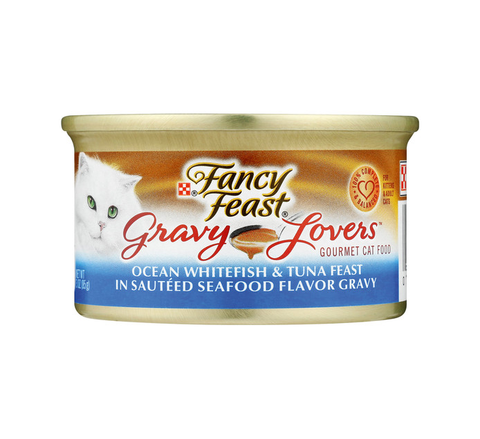 PURINA Fancy Feast Cat Food (All variants) (12 x 85g)