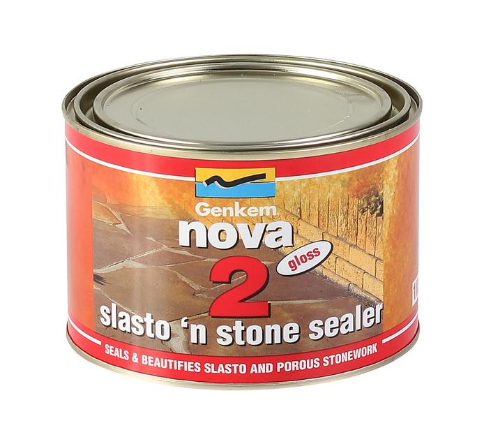 NOVA 2 STONE & SLASTO SEALER GLOSS 1L