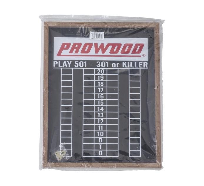 PROWOOD Bar Scorer