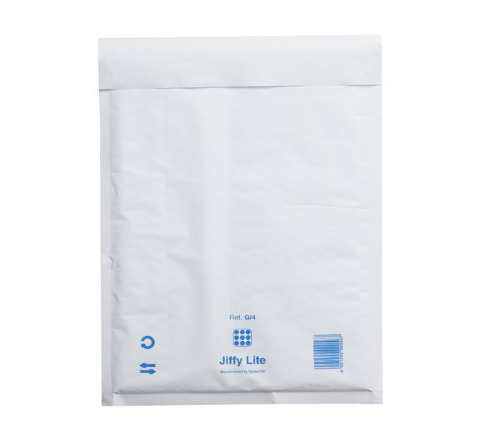 JIFFY LITE G4 Padded Envelopes Each