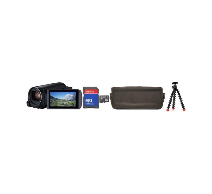 CANON Legria Video Camera Bundle