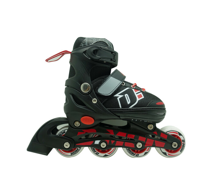 D=MON Size: 4 - 7 Soft Boot Boys Inline Skates