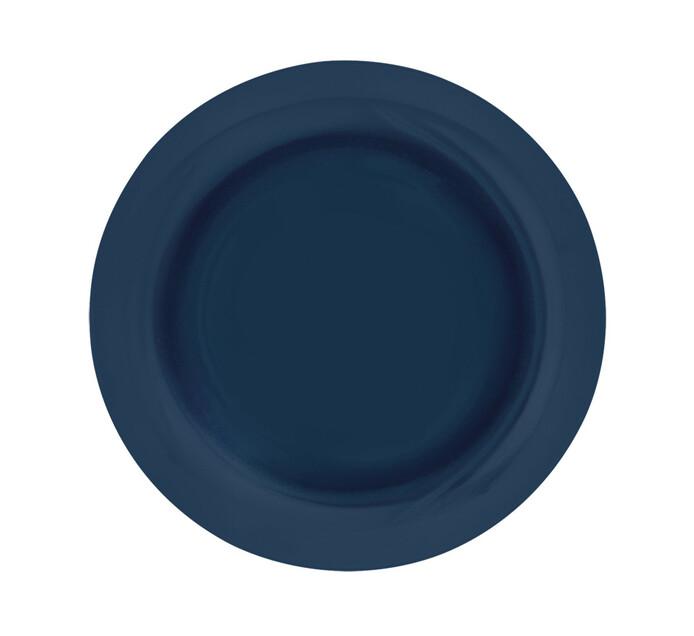 FRESH MIDNIGHT BLUE DINNER PLATE