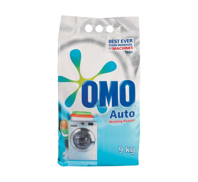 OMO WASHING POWDER AUTO 9KG BAG
