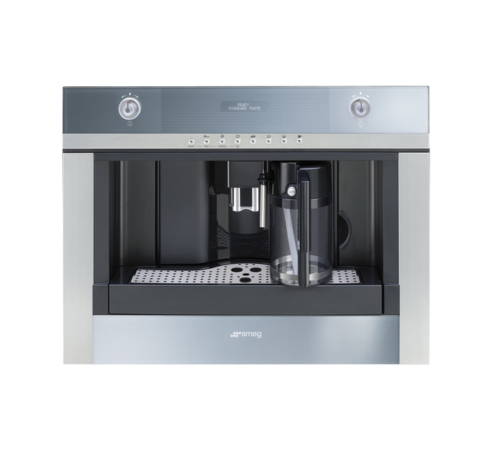 SMEG Linea Coffee Machine
