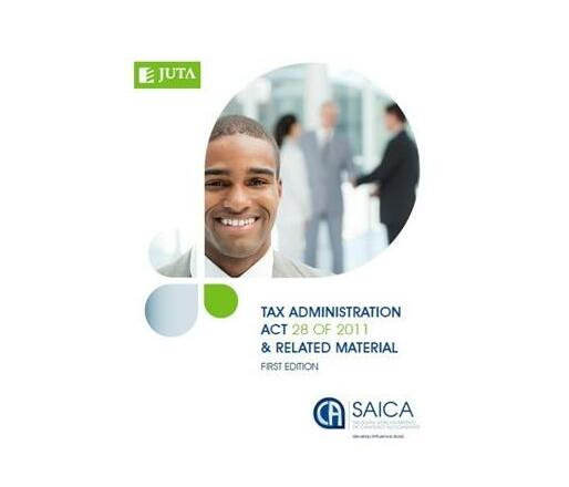 SAICA Tax administration Act 28 of 2011 & related material: Set of 2 volumes