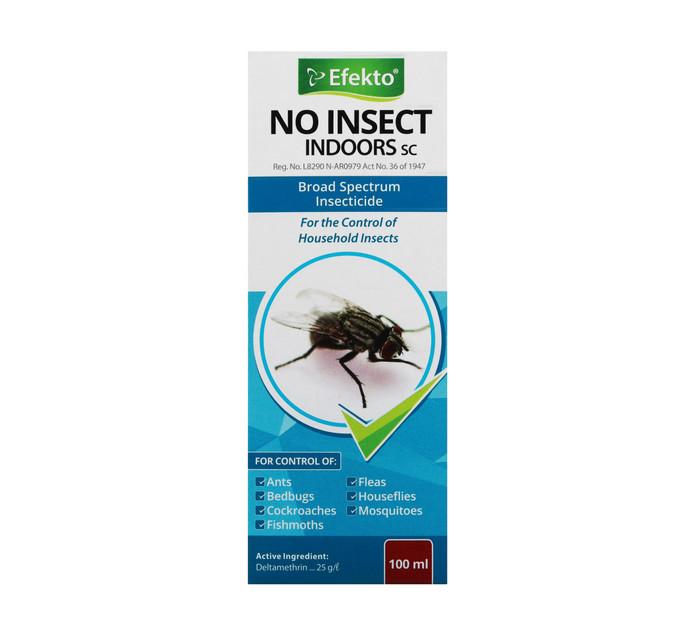 EFEKTO 100 ml No Insect Indoors