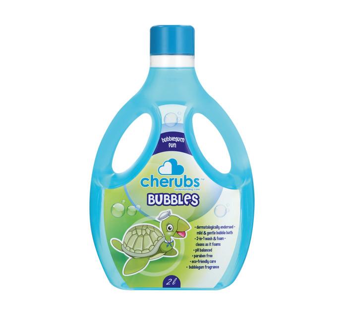 CHERUBS Kiddies Bubble Bath Bubblegum (6 x 2l)