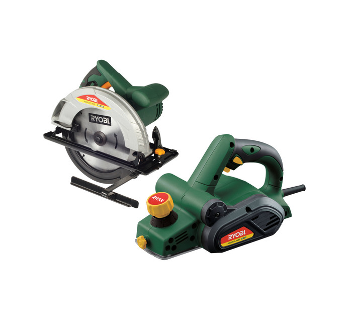RYOBI KIT317 WOOD WORKING KIT 750W