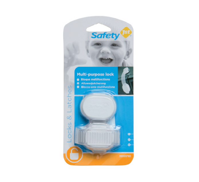 SAFETY FIRST 1pce Multi Purpose lock